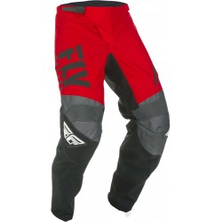 Fly F-16 2019 Pant Red/Black/Grey