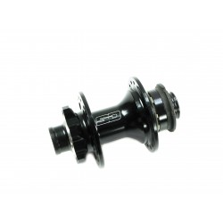 Sd Ace Pro Cassette Hub 15Mm Through Axle 36H Sealed Bearing 180 Clicks  Black Disc