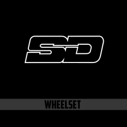 SD Wheelset Standard build with SD Ace expert cassette hubset 6pawl & alloy rim