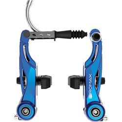 Promax P-1 Linear Pull V- Brakes 85mm Blue