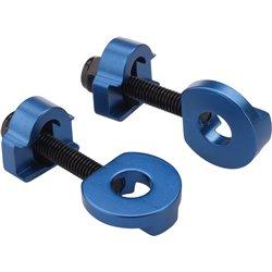 """Promax C-2 Mini Chain Tensioners for 3/8""""/10mm Axles Blue"""