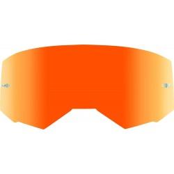 Fly Single Replacement Lens Pro/Zone/Focus W/ Post Orange Mirror/Smoke