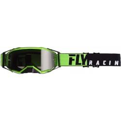 Fly 2019 Zone Pro Goggle Black/Green W/Dark Smoke Lens