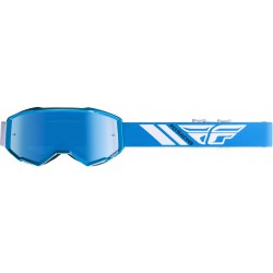 Fly 2019 Zone Goggle Blue W/Sky Blue Mirror Lens