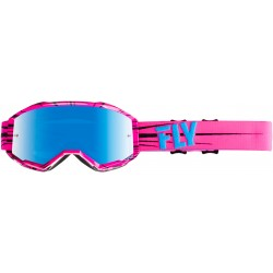 Fly 2019 Zone Youth Goggle Pink/Teal W/Smoke Lens