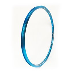 SD Rim Double Wall With Eyelets Light Blue