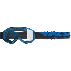 Fly 2019 Focus Goggle Blue W/Clear Lens