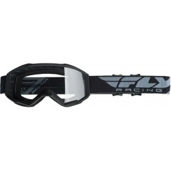 Fly 2019 Focus Goggle Black W/Clear Lens