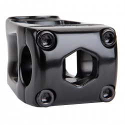Box Two center clamp stem   1 1/8 x Black