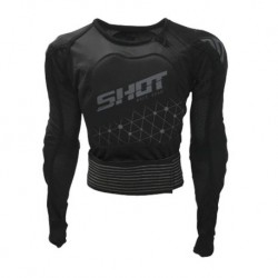 Shot Gilet Airlight Evo Black/Grey