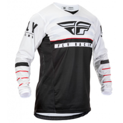 Fly Kinetic K120 2020 Jersey Black/White/Red