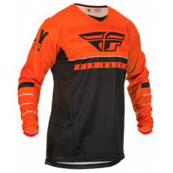 Fly Kinetic K120 2020 Jersey Orange/Black/White