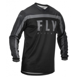 Fly F-16 2020 Jersey Black/Grey