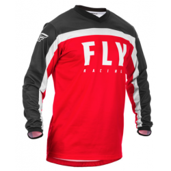 Fly F-16 2020 Jersey Red/Black/White