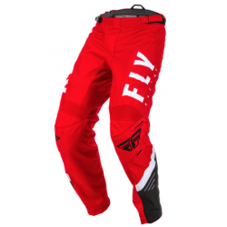 Fly F-16 2020 Pant Red/Black/White