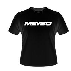 Meybo Logo Tee V2 Black