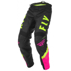 Fly F-16 2020 Pant Neon Pink/Black/Hi-Vis