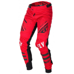Fly Kinetic Bicycle 2020 Pant Red/Black