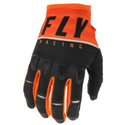 Fly Kinetic K120 2020 Gloves Orange/Black/White