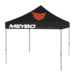 Meybo folding Shelter 3x3, including 3 sidewalls + rollerbag