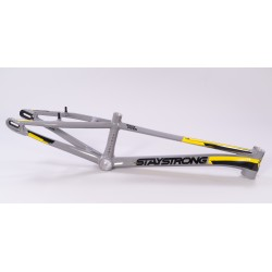 Stay Strong 2020 V3 for life frame Grey / Black / Yellow