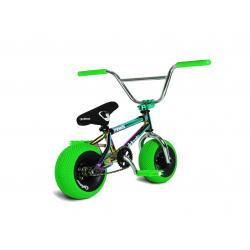 Wildcat Mini BMX Royal Green
