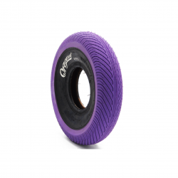 Wildcat Mini BMX Tire Purple