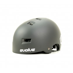 Evolve Curb Evo Helmet Matt Black