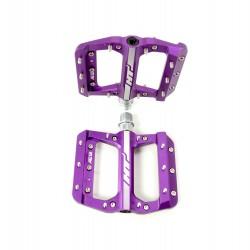 HT AE12 SX Bmx Platform CNC pedal Junior Purple