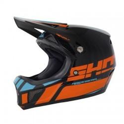 SHOT Rogue Revolt Helmet Orange/Blue