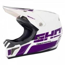 SHOT Rogue Revolt Helmet Ultraviolet