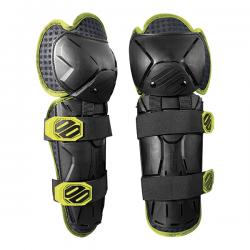 Shot Optimal Knee/Shin Guard Black/Yellow