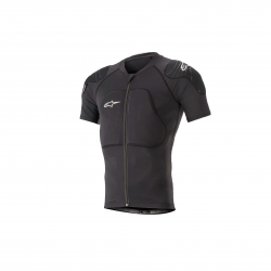ALPINESTARS PARAGON LITE PROTECTION JACKET SS BLACK