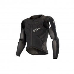 ALPINESTARS VECTOR TECH PROTECTION JACKET LS BLACK
