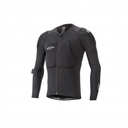 ALPINESTARS PARAGON LITE PROTECTION JACKET LS BLACK
