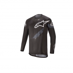 ALPINESTARS TECHSTAR LS JERSEY BLACK EDITION