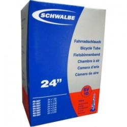 Schwalbe Tube Sv10 24 X 1.50/1.75