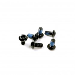 SD rotor bolts torx black 6pcs