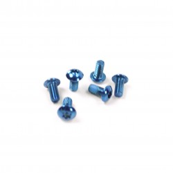 SD Bengal rotor fixing bolts M5 6pcs Blue