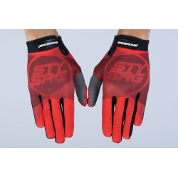 Stay Strong 2021 Tricolour Glove Red