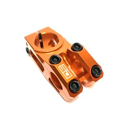 SD CNC Stem Steerer Orange