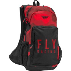 Fly Jump Pack Backpack Red/Black Camo