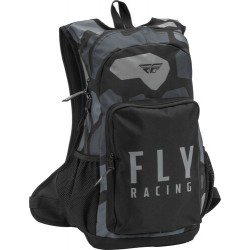 Fly Jump Pack Backpack Grey/Black Camo