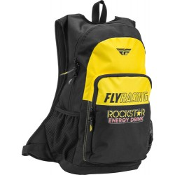 Fly Jump Pack Rockstar Backpack Black/Yellow