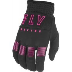 Fly F-16 2021 Gloves Black/Pink