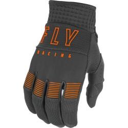 Fly F-16 2021 Gloves Grey/Orange