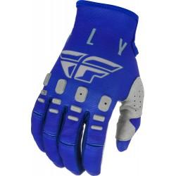Fly Kinetic K121 Gloves 2021 Blue/Navy/Grey