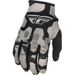 Fly Kinetic K221 Gloves 2021 Black/Grey