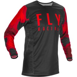Fly Kinetic K221 Jersey 2021 Red/Black