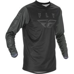 Fly F16 Jersey 2021 Black/Grey
